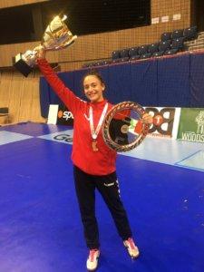 Read more about the article Kragujevčani ponosni na zlatnu devojku