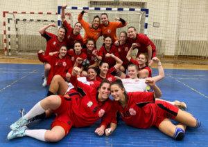 Read more about the article Radnički dominantnom igrom do pete pobede