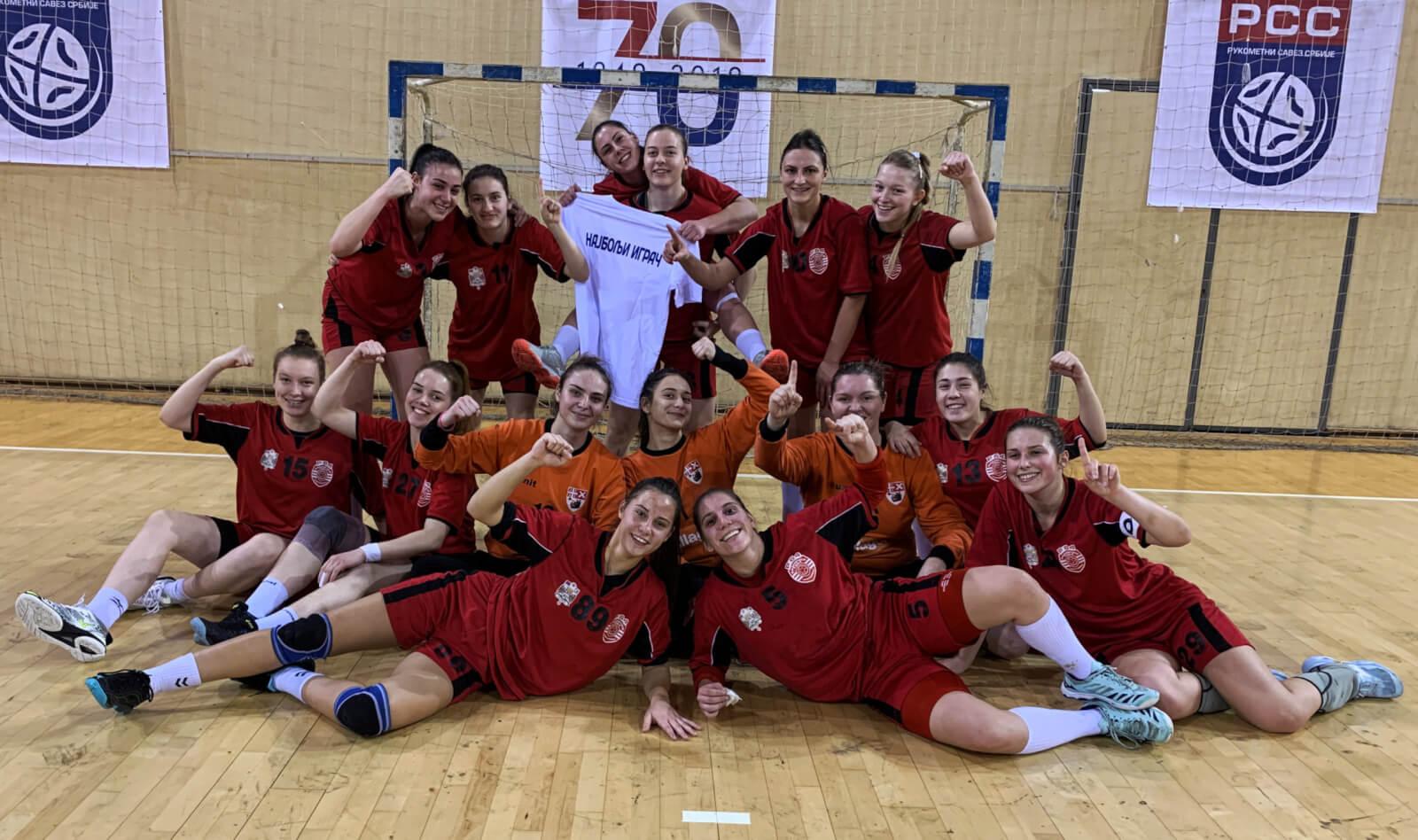 Read more about the article Kragujevčanke overile jesenju titulu
