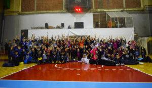 Na Svetosavskom turniru u mini rukometu rekordan broj mladih igrača