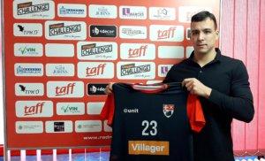 Luka Đerić novi bek rukometnog kluba