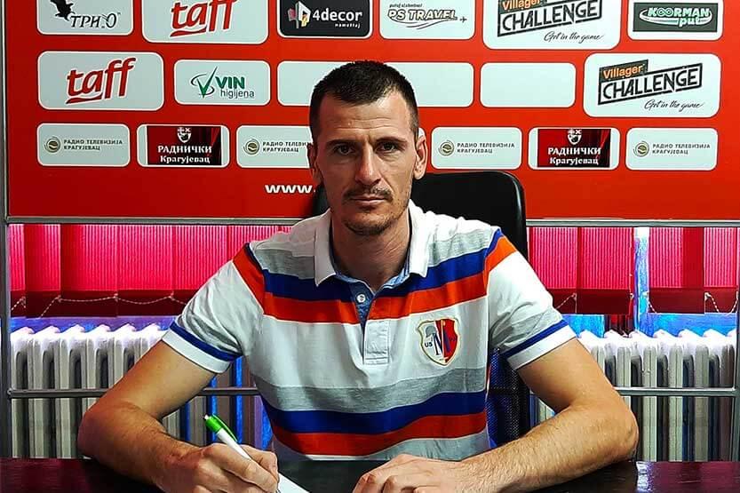 Levoruki Stanojević pojačao Radnički