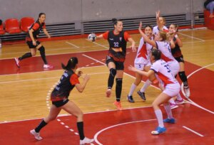 Kragujevčanke upisale drugu pobedu