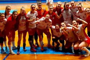 Read more about the article Kragujevčanke podelile plen sa šampionkama