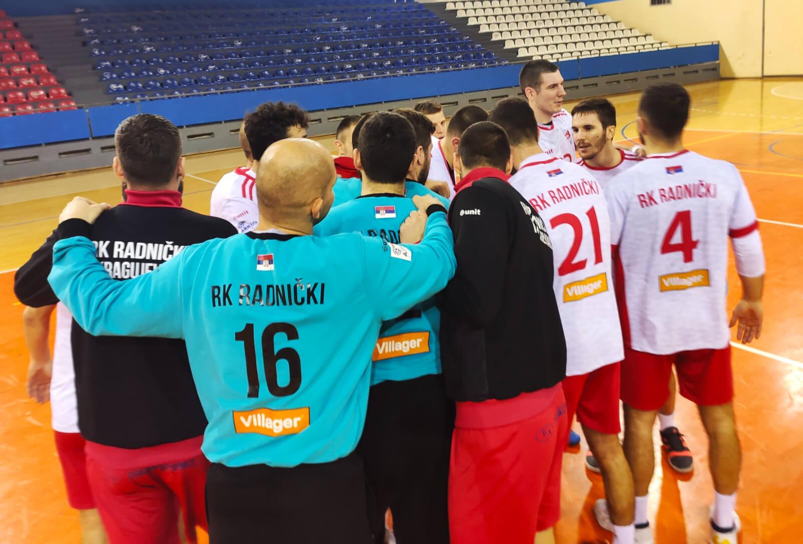 Radnički nastavio pobednički niz u Beogradu