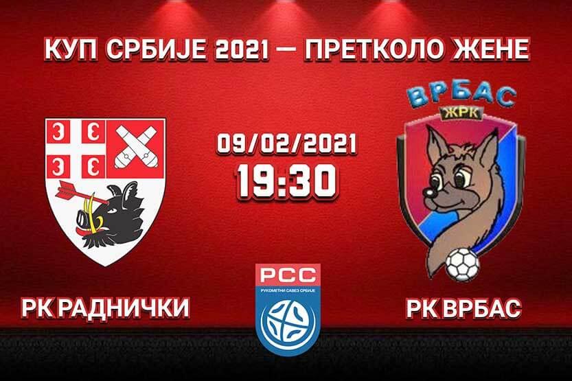 You are currently viewing Kragujevčanke vrebaju četvrtfinale Kupa Srbije