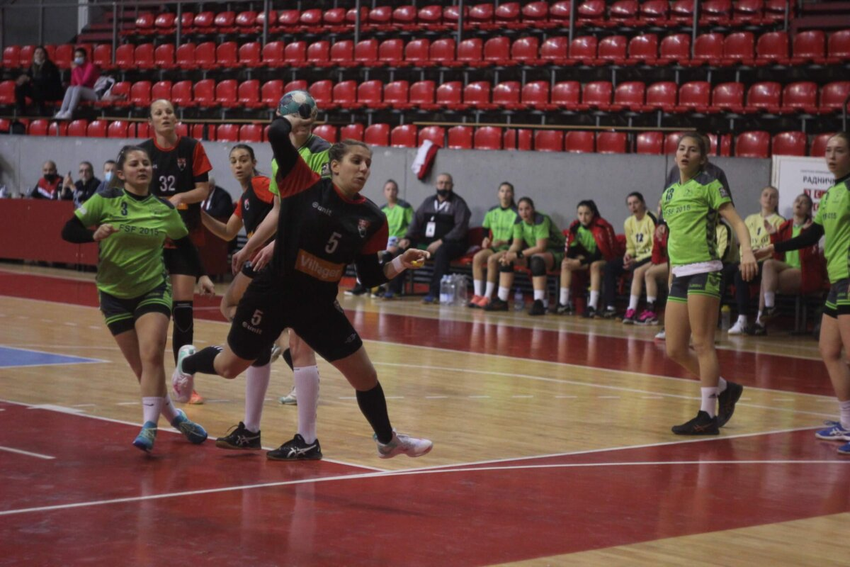You are currently viewing Radnički ostvario drugu pobedu u nizu