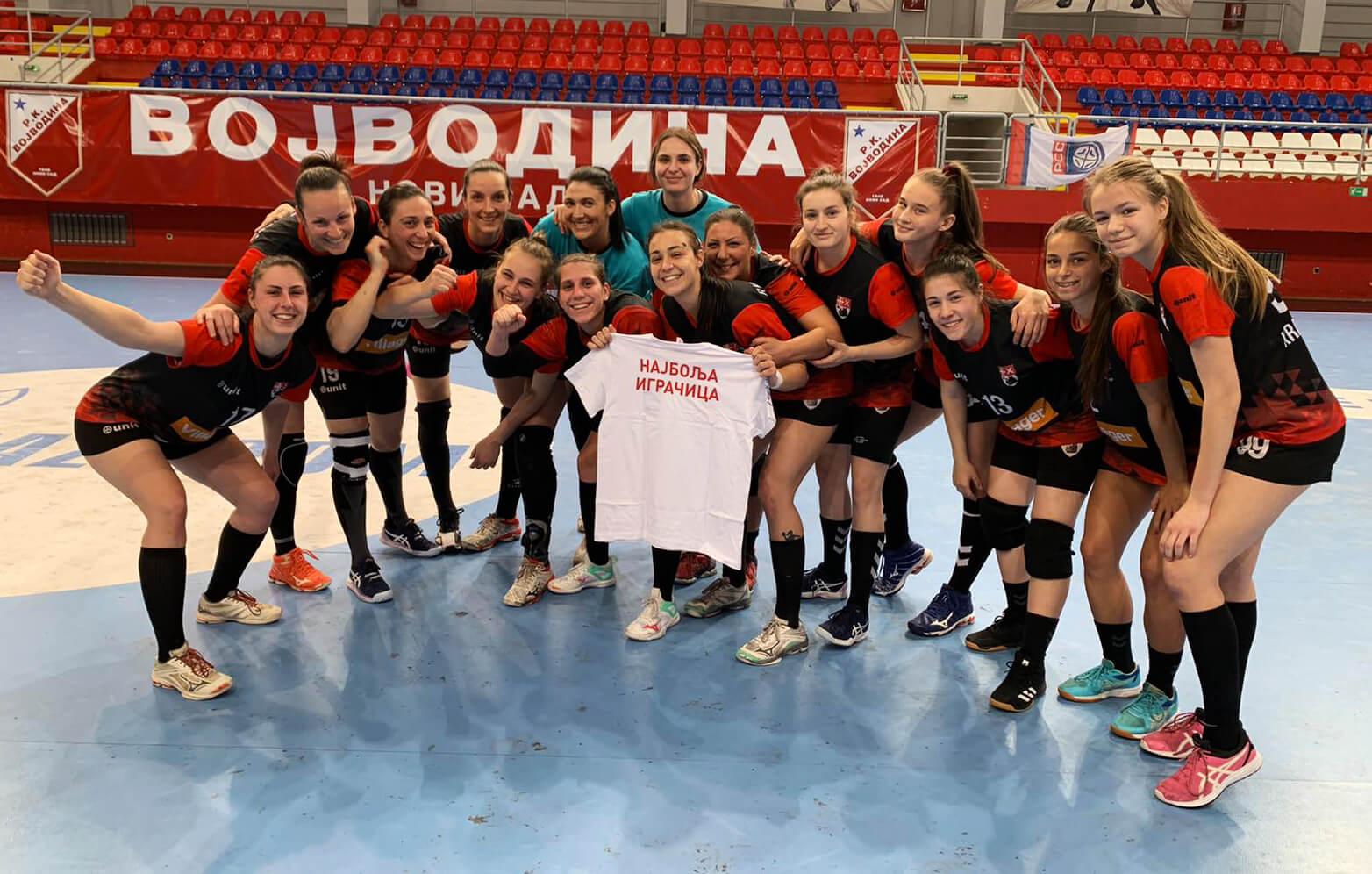 Silni Radnički trijumfovao u Novom Sadu
