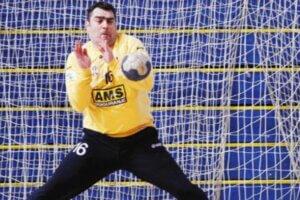 Read more about the article Dejan Zlatanović na golu Radničkog