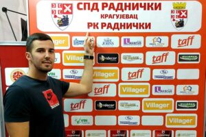 Read more about the article Petar Petrović za novu energiju u igri Radničkog