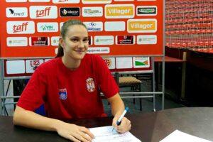Read more about the article Levoruka Inđićeva pojačala redove Kragujevčanki