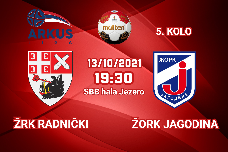 You are currently viewing Radnički punom snagom na šampiona