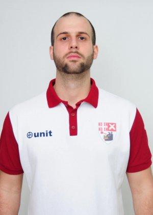 Aleksandar Ilić --rukovodilac ekipe