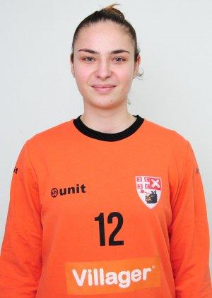 Amina Hasanović - golman