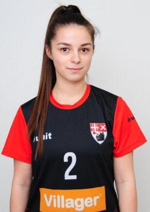 Ana Nedeljković -levo krilo