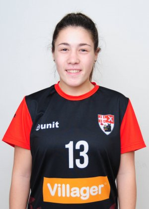 Anja Vlašković -levo krilo