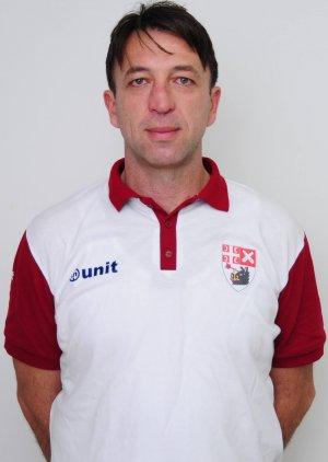 Dejan Radević -šef stručnog štaba