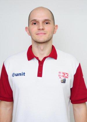 Dušan Petrović -trener golmana