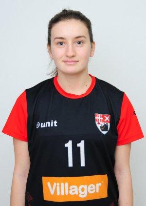 Jovana Blagojević -desno krilo