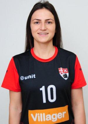 Mileva Knežević -srednji bek