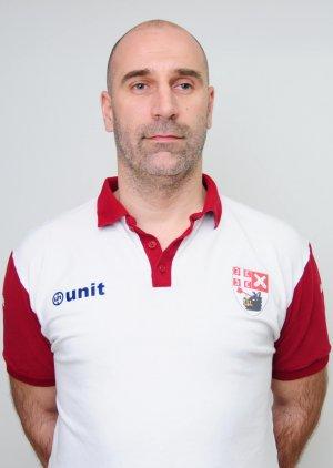 Miloš Sretenović -pomoćni trener