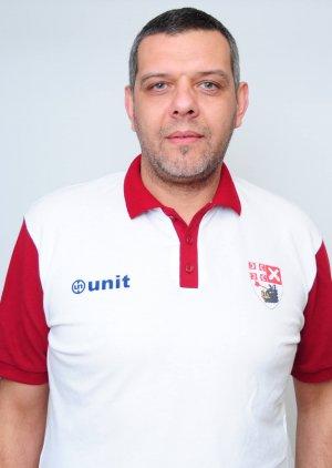 Rodoljub Kurandić -šef stručnog štaba